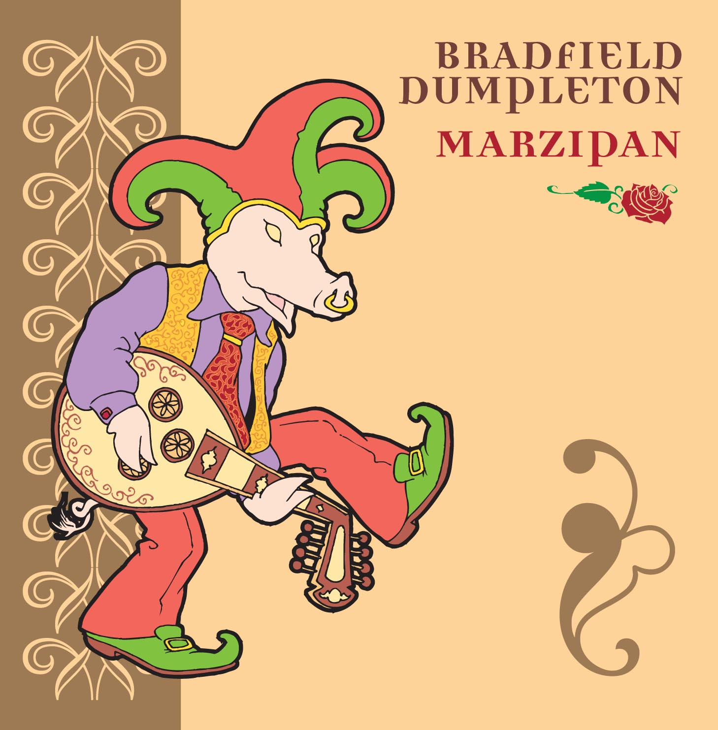 MARZIPAN COVER ART