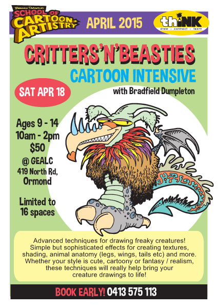 APR 2015 CRITTERS